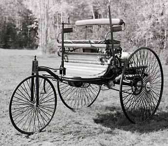 who invented the first car karl benz or henry ford. Black Bedroom Furniture Sets. Home Design Ideas