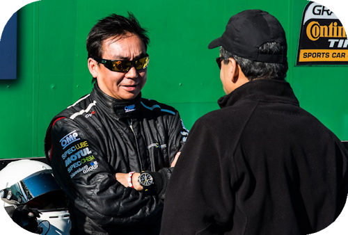 Joe Chan at 2015 Super Tropheo California